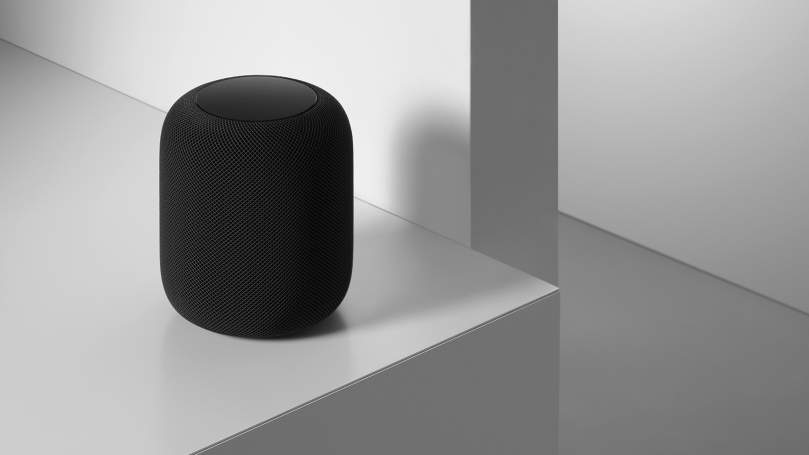 Apple lance HomePod, son enceinte intelligente