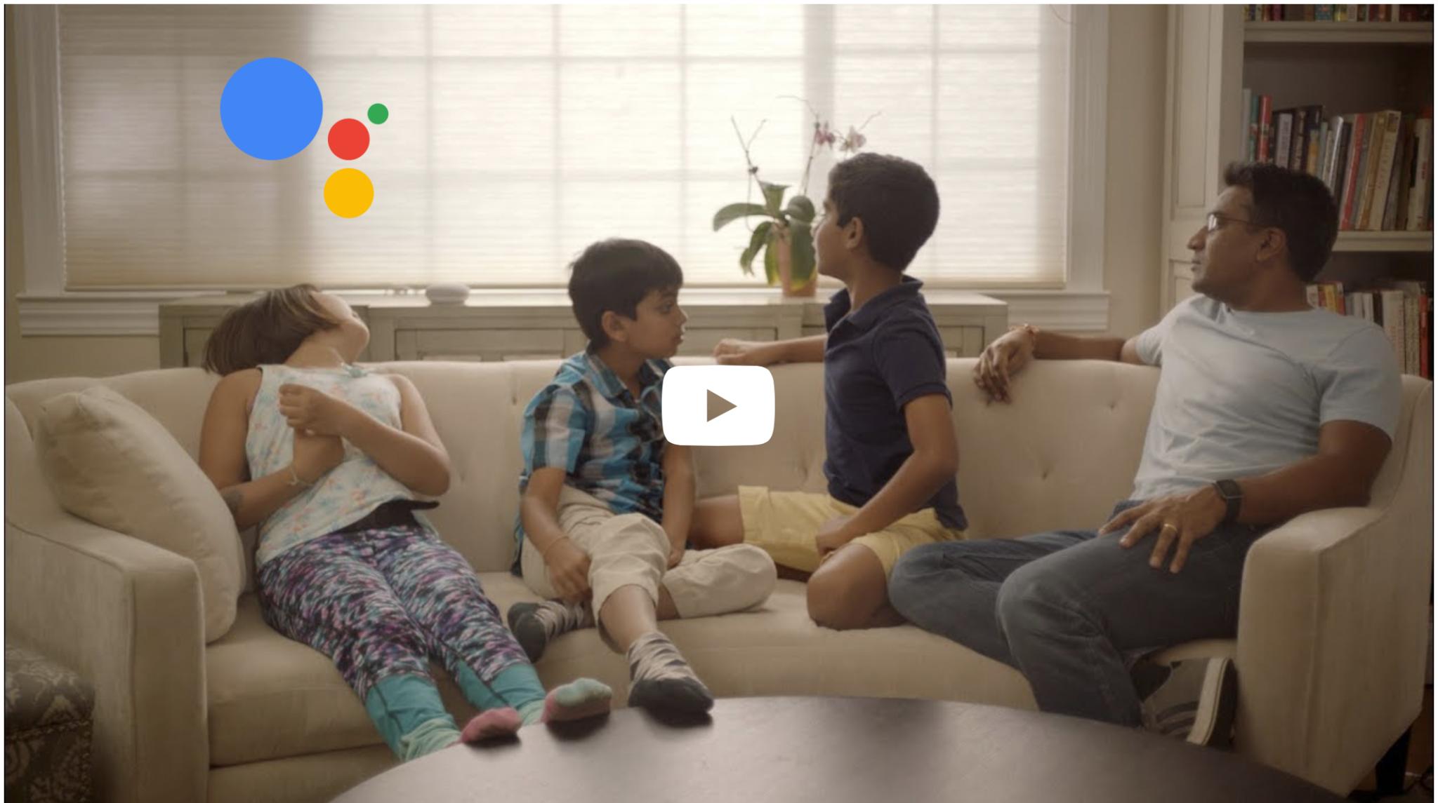 Google lance une catégorie «Enfants et Famille» sécurisée par Family Link