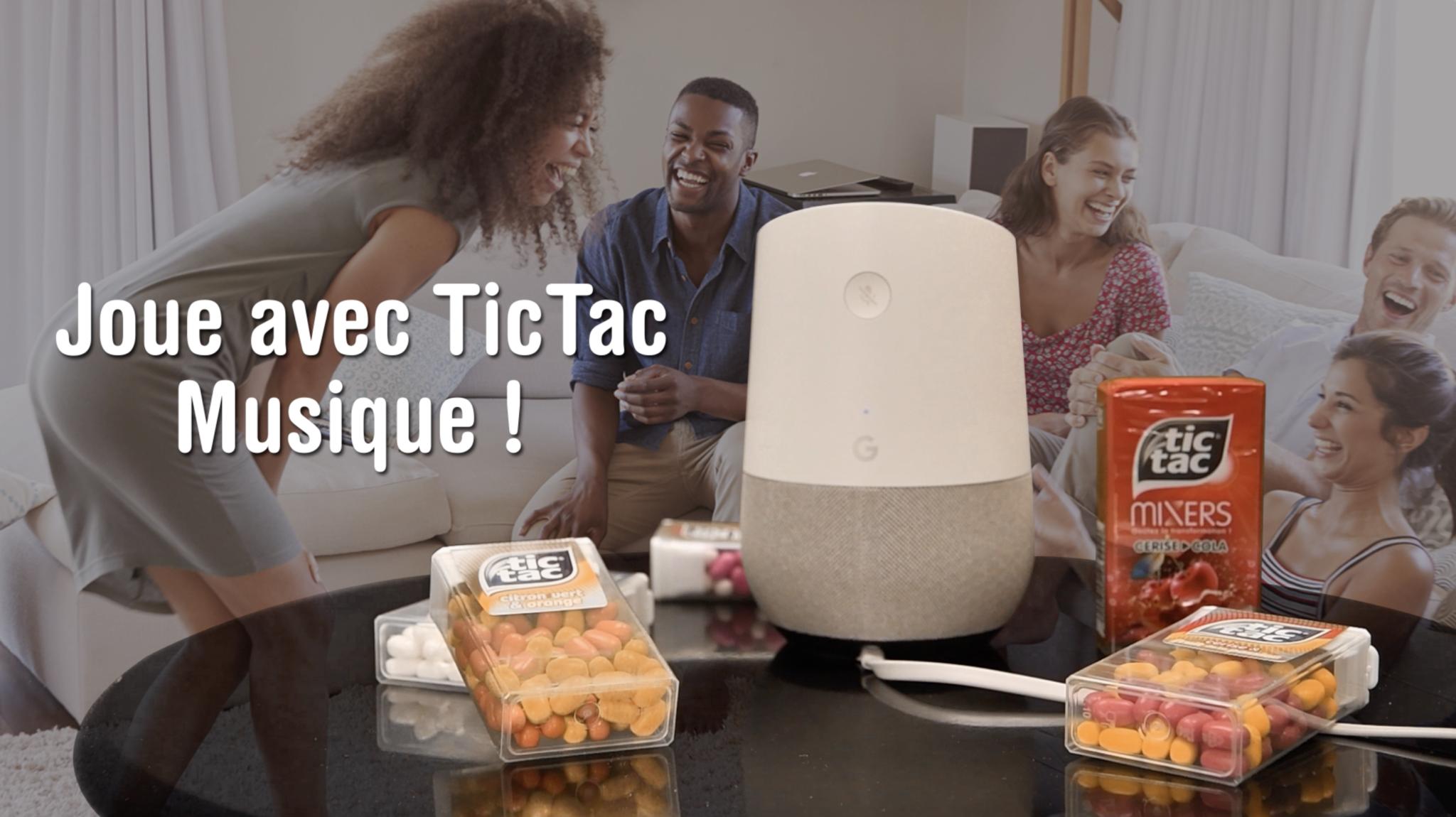 TicTac Musique devient la seconde Action on Google la plus utilisée, 2 mois seulement après son lancement…