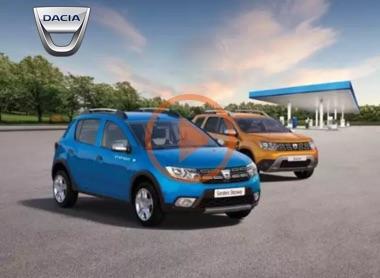 Publicité Dacia