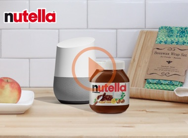 Application Nutella